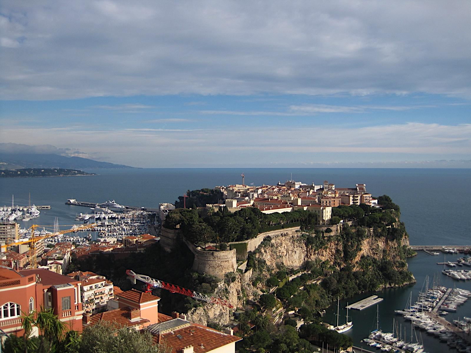 Курорт Монако-Виль