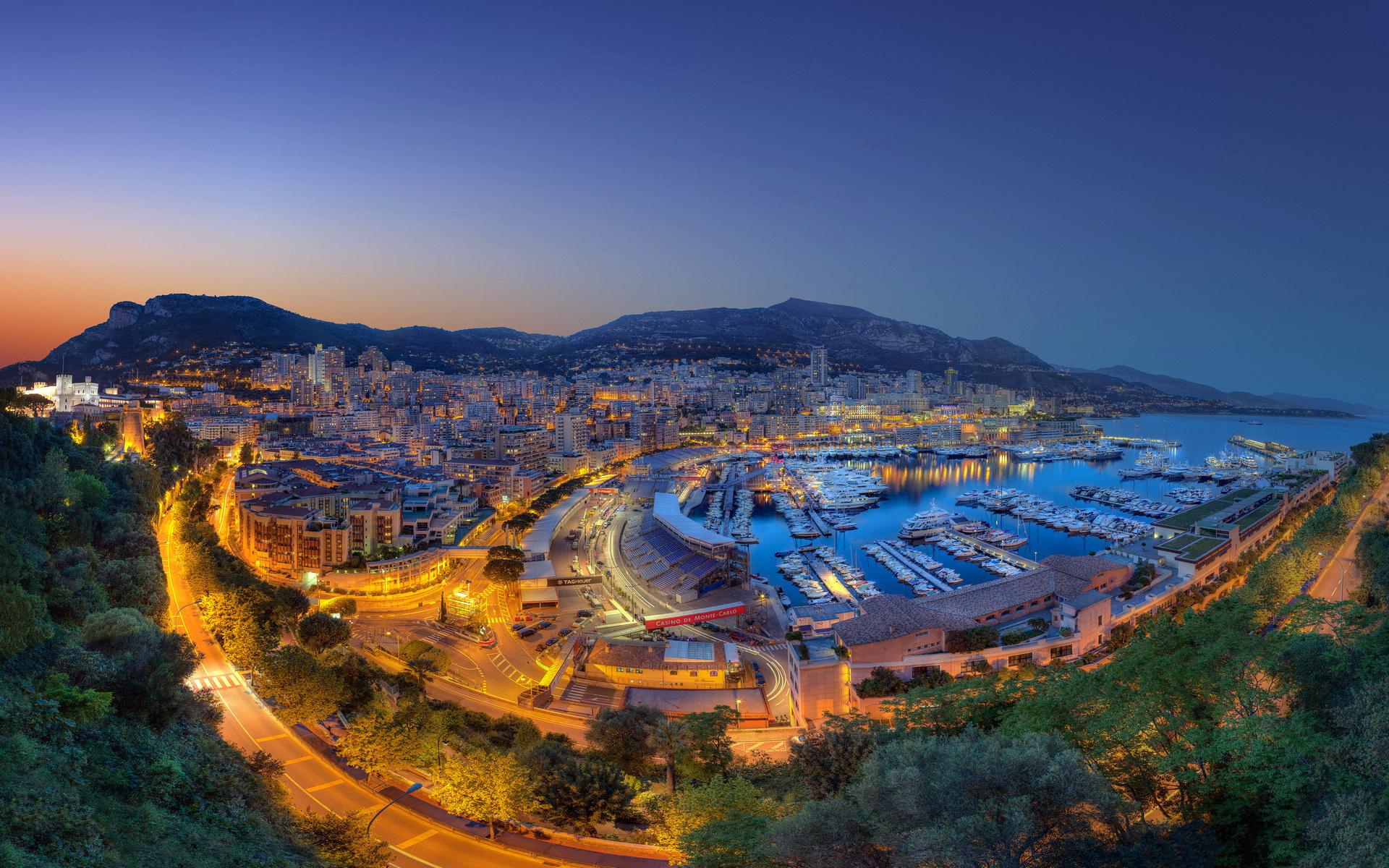 Общее описание Монако