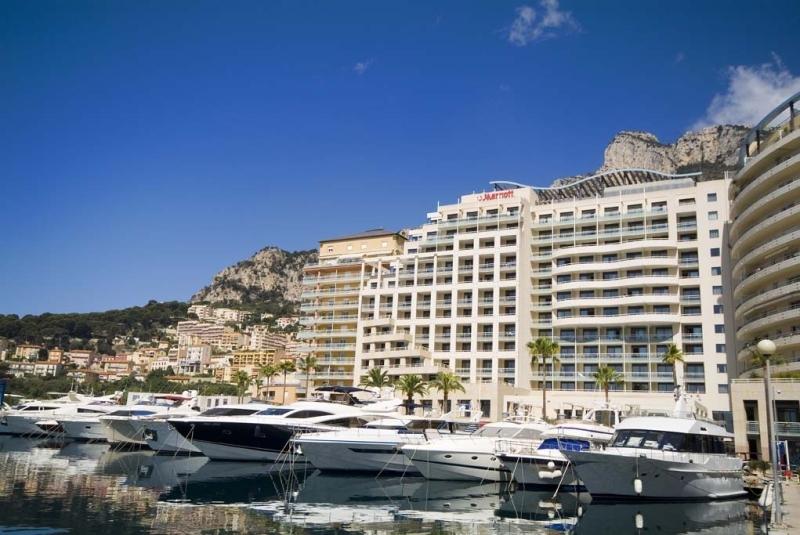 Marriott Riviera La Porte De Monaco Hotel